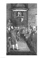 Town Meeting, c.1770