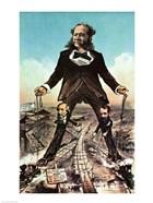 W.H. Vanderbilt as a 'Colossus of Roads'