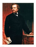 Portrait of Samuel Colt, inventor of the revolver