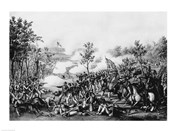 The Death of General James B. Mcpherson at The Battle of Atlanta