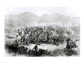 The Indian Battle and Massacre near Fort Philip Kearney