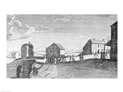 Reception of Washington at Trenton, New Jersey, April 21, 1789
