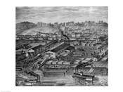 Soho Saw and Planing Mills and Barge Yards