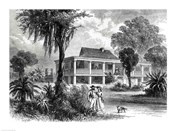 Planter&#39;s House on the Mississippi
