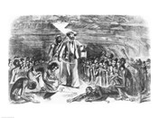 Scene in the Hold of the Slave Ship
