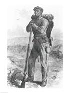 The Escaped Slave in the Union Army