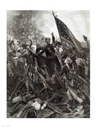 Storming of Stony Point, July 1779
