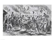 The Stamp Act Riots at Boston