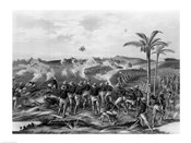 'How the Day was Won', Charge of the Tenth Cavalry Regiment at San Juan Hill, Santiago, Cuba