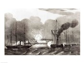 Naval Bombardment of Vera Cruz