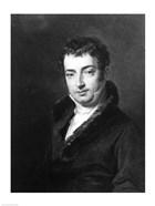 Washington Irving Portrait