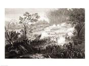 The Battle at Pittsburg Landing
