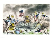 The Battle of New Orleans, January 8th 1814