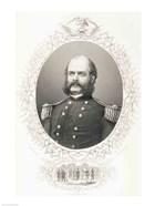 Major General Ambrose Everett Burnside