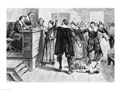 Witchcraft at Salem Village