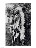 White Wolf, a Comanche Chief