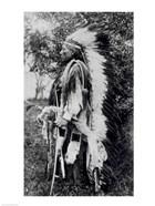 White Wolf, a Comanche Chief