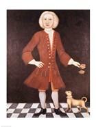 Portrait of Jonathan Bentham, c.1725