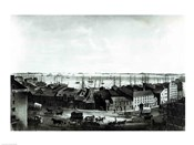 Boston Harbour, 1854