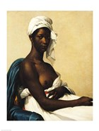 Portrait of a Negress