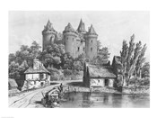 The Castle of Combourg