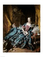 Madame de Pompadour, 1756
