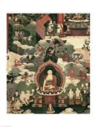 Life of Buddha Sakymuni