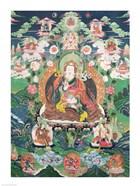 Tanka of Padmasambhava