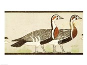 Geese, from the Tomb of Nefermaat and Atet, Old Kingdom