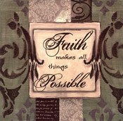 Sage/Cream...Faith