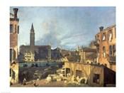 Venice: Campo San Vidal and Santa Maria della Carita