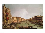 A Regatta on the Grand Canal
