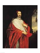 Portrait of Jules Mazarin