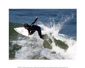 Surfing Ocean Waves