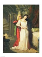 Desdemona Retiring to her Bed, 1849