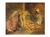 Study for the Interior of a Harem
