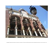 Barcelona Palau de la Musica Catalana