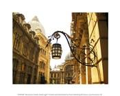 Bucharest Artistic Street Light
