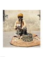 Snake Charmer Jaipur India