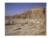 Temple of Hatshepsut Deir El Bahri Thebes Egypt
