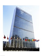 United Nations, New York City, New York, USA