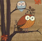 Awesome Owls I