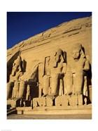 Great Temple of Ramses II, Abu Simbel, Egypt