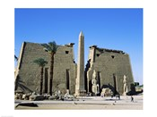 Temple of Luxor, Luxor, Egypt