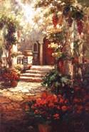 Courtyard Romance