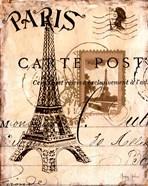 Paris Collage I