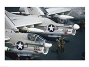 U.S. Navy, Vought F-8 Crusader, Jet Fighters