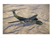 Lockheed C-141B Starlifter Cargo Plane