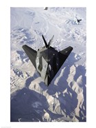 US Air Force F-117 Stealth Fighter
