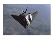 US Air Force F-117 Stealth Figher